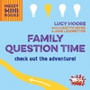 Family Question Time - Lucy Moore (Paperback)