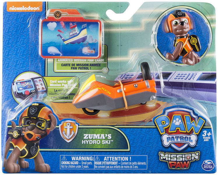 Paw Patrol   Mini Figure And Vehicles Set   Cover