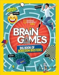 Brain Games - Stephanie Warren Drimmer (Paperback) - Cover