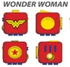 Zuru Antsy Labs Original Fidget Cube - Wonder Woman