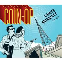 Coin-op Comics Anthology 1997-2017 - Maria Hoey (Hardcover)