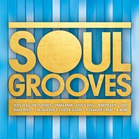 Various Artists - Soul Grooves (CD) - Cover