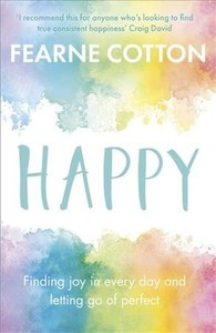 Happy - Fearne Cotton (Paperback) - Cover