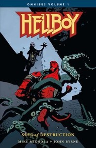 Hellboy Omnibus - Seed of Destruction - Mike Mignola (Paperback) - Cover