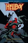 Hellboy Omnibus - Seed of Destruction - Mike Mignola (Paperback)