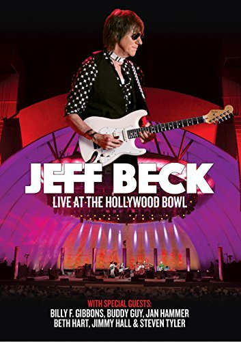Jeff Beck - Live At the Hollywood Bowl (Region 1 DVD)