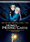 Howl's Moving Castle (Region 1 DVD)