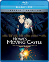 Howl's Moving Castle (Region A Blu-ray)