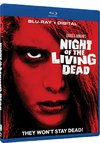 Night of the Living Dead:50th Anniver (Region A Blu-ray)