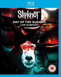Slipknot - Day of the Gusano: Live In Mexico (Blu-Ray) - Cover