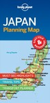 Lonely Planet Japan Planning Map - Lonely Planet (Sheet map, folded)
