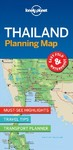 Lonely Planet Thailand Planning Map - Lonely Planet (Sheet map, folded)