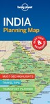 Lonely Planet India Planning Map - Lonely Planet (Sheet map, folded)