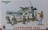 Eduard Kit 1:48 - Luftwaffe Fighter Crew 1944