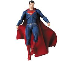 Justice League Movie - Superman MAFex Action Figure - Cover