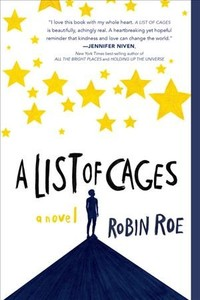 A List of Cages - Robin Roe (Paperback)