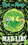 Rick and Morty Mad Libs - Kristin Conte (Paperback) Cover