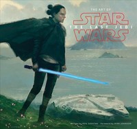 Art of Star Wars: The Last Jedi - Phil Szostak (Hardcover) - Cover