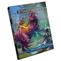 Starfinder Roleplaying Game: Pact Worlds (Role Playing Game)