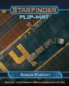 Starfinder - Flip-Mat: Space Station (Role Playing Game)