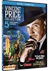 Vincent Price Collection:5 Films (Region 1 DVD)