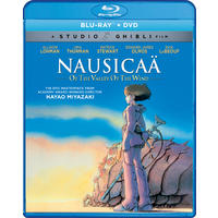 Nausicaa of the Valley of the Wind (Region A Blu-ray)