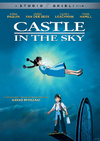 Castle In the Sky (Region 1 DVD)