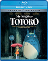 My Neighbor Totoro (Region A Blu-ray)
