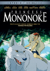 Princess Mononoke (Region 1 DVD)