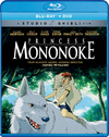 Princess Mononoke (Region A Blu-ray)