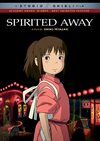 Spirited Away (Region 1 DVD)