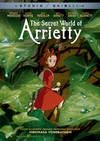Secret World of Arrietty (Region 1 DVD)