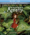 Secret World of Arrietty (Region A Blu-ray)