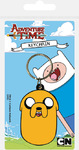 Adventure Time - Jake Rubber Keychain