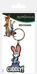 Zootropolis - Judy Hopps Rubber Keychain Cover