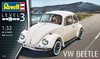 Revell 1:32 - VW Beetle (Plastic Model Kit)