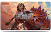 Ixalan Huatli, Warrior Poet Playmat for Magic: The Gathering Cover