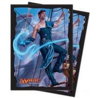 Ultra Pro - Magic: The Gathering - Jace Cunning Castaway Matte Deck Protectors (80 Sleeves)