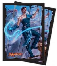 Ultra Pro - Magic: The Gathering - Jace Cunning Castaway Matte Deck Protectors (80 Sleeves) - Cover
