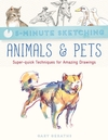 5-Minute Sketching: Animals & Pets - Gary Geraths (Paperback)