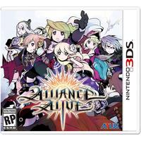 The Alliance Alive (US Import 3DS)