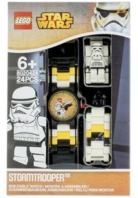 Lego Clictime - Lego Star Wars - Stormtrooper Minifigure Link Watch - Cover