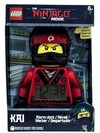 Lego Clictime - Lego Ninjago Movie - Kai Figure Alarm Clock Cover