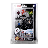 """Marvel HeroClix - Avengers/Defenders War """"Marvel Knights"""" Fast Forces Pack (Miniatures) - Cover"""