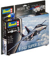 Revell - 1/72 - F-14D Super Tomcat Model Set (Plastic Model Kit)