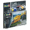 Revell - 1/72 - BK-117 ADAC Model Set (Plastic Model Kit)