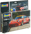 Revell - 1/24 - Porsche 934 RSR Jägermeister Model Set (Plastic Model Kit)