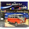 Revell - 1/24 - VW T1 Samba Bus Model Set (Plastic Model Kit)