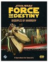 Star Wars: Force and Destiny - Disciples of Harmony (Role Playing Game)