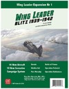 Wing Leader Blitz 1939-1942 (Board Game)